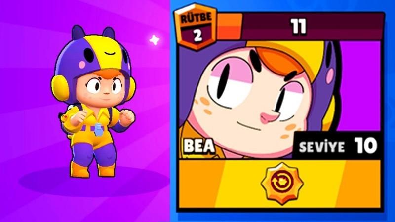 Brawl Stars Bea karakter rehberi