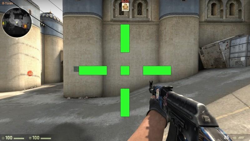 CS GO Crosshair Değiştirme ve Kopyalama