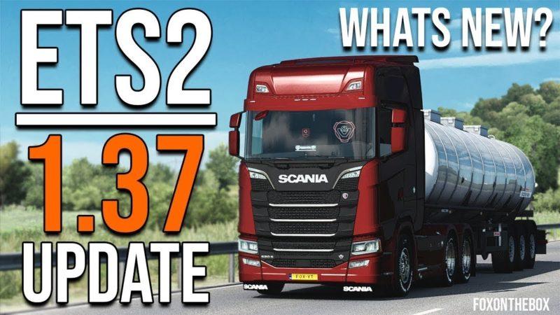 Euro Truck Simülatör 2 Yeni Güncelleme İçerikleri Nedir?