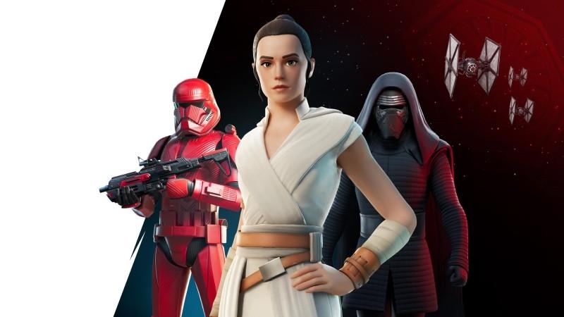 Fortnite Star Wars Etkinliği İçerdikleri