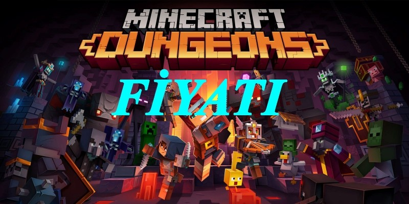 Minecraft Dungeons Fiyatı Nedir