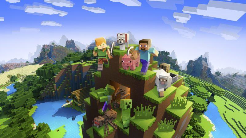 Minecraft İksir Yapımı ve İksir Malzemeleri