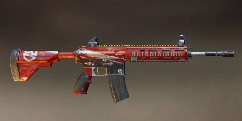 PUBG Lite Taarruz Silah Hasarları