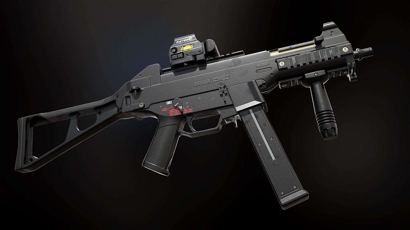 PUBG Lite Makinalı Silah Hasarları