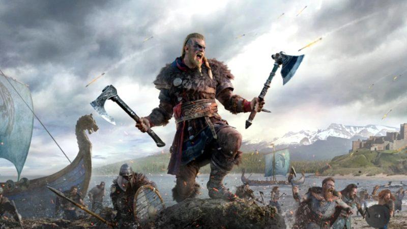 Assassin's Creed:Valhalla oynanış videosu