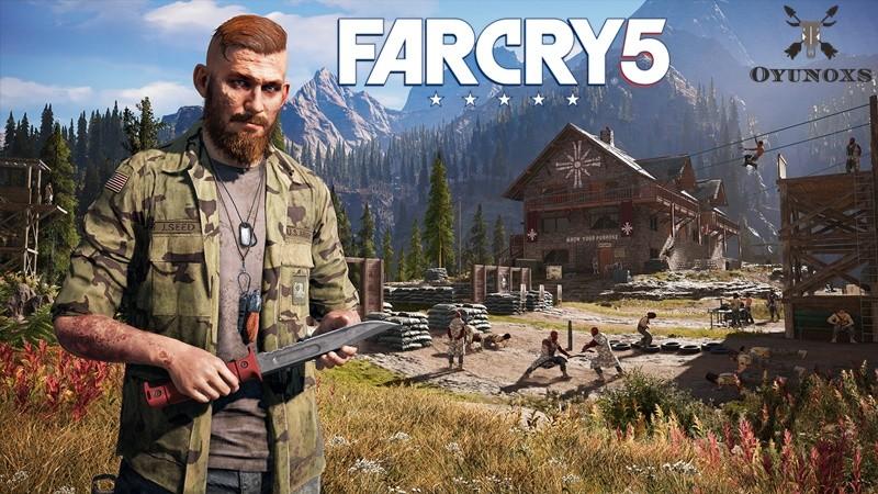Far Cry 5 Ücretsiz Bedava