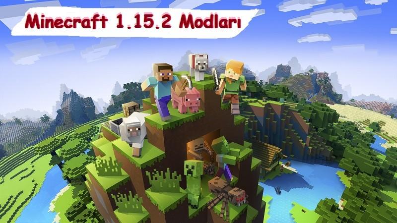 en iyi minecraft 1.15.2 mods