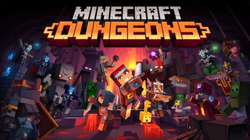 minecraft dungeons crack dosyaları