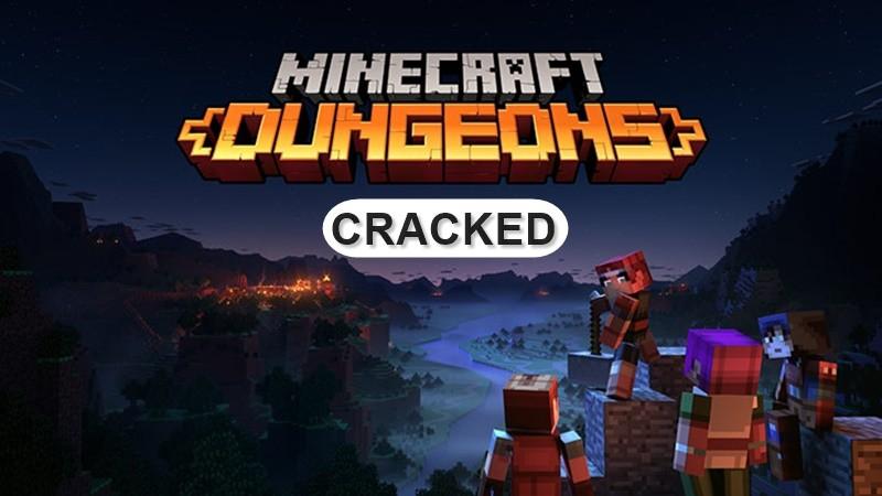 minecraft dungeons crack nasıl yapılır