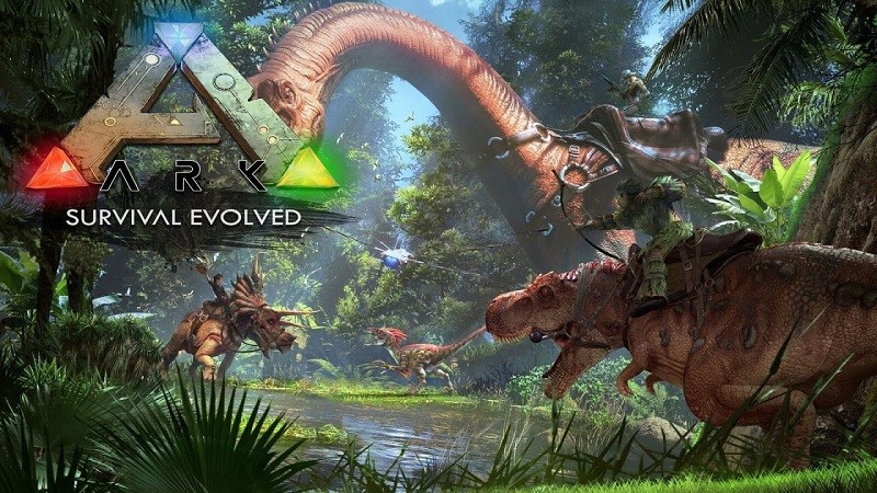 Epic Games Ark: Survival Evolved