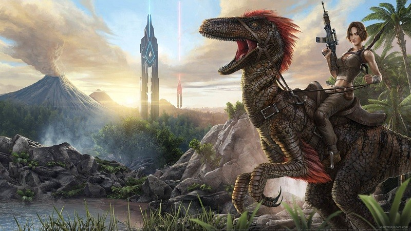 Epic Games Ark: Survival Evolved