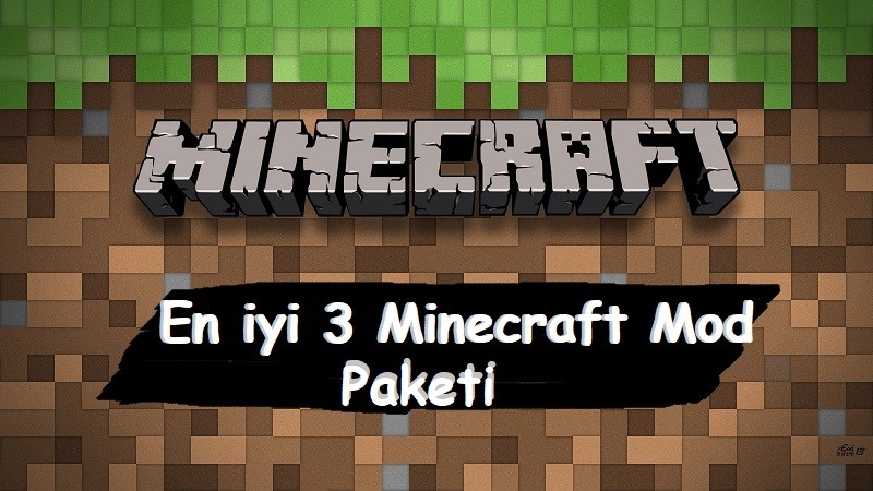 Minecraft mod paketi ve mod paketleri
