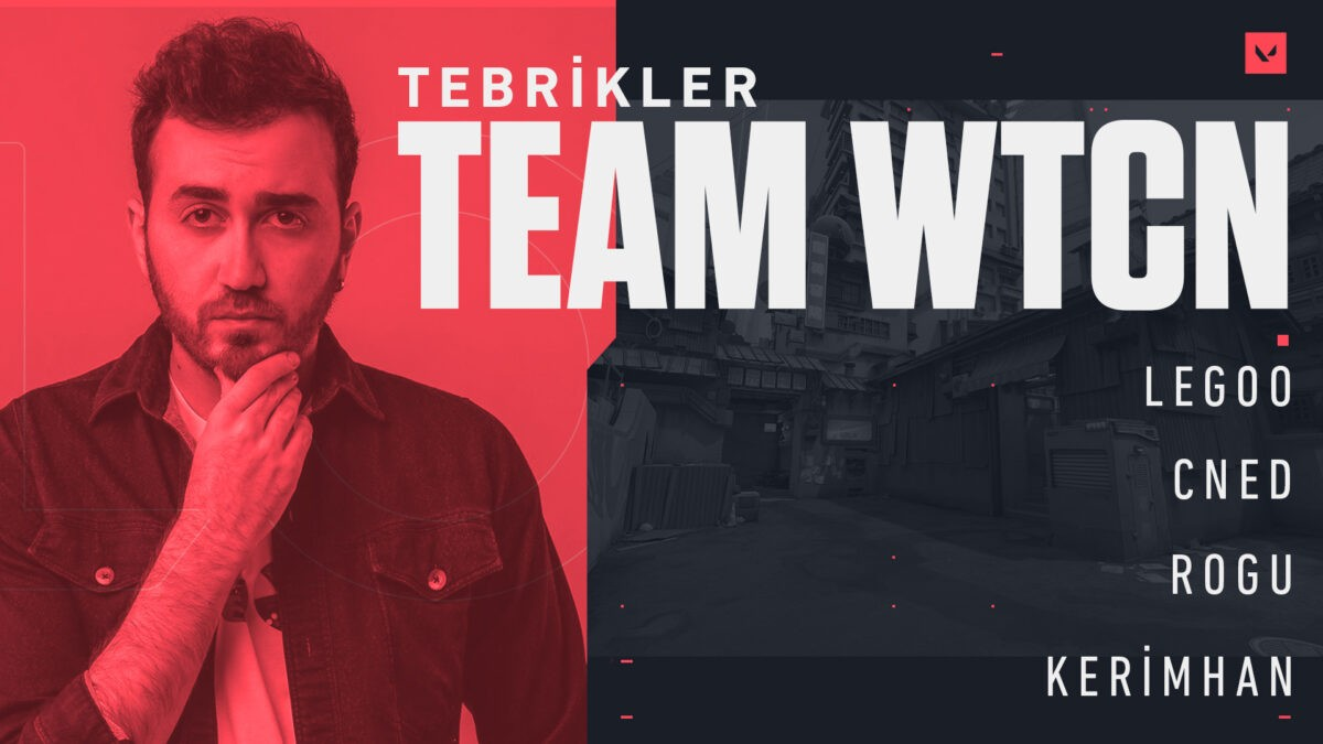 Team wtcN Twitch Rivals