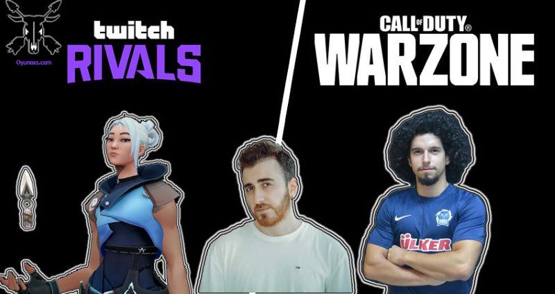 twitch rivals cod warzone team wtcn