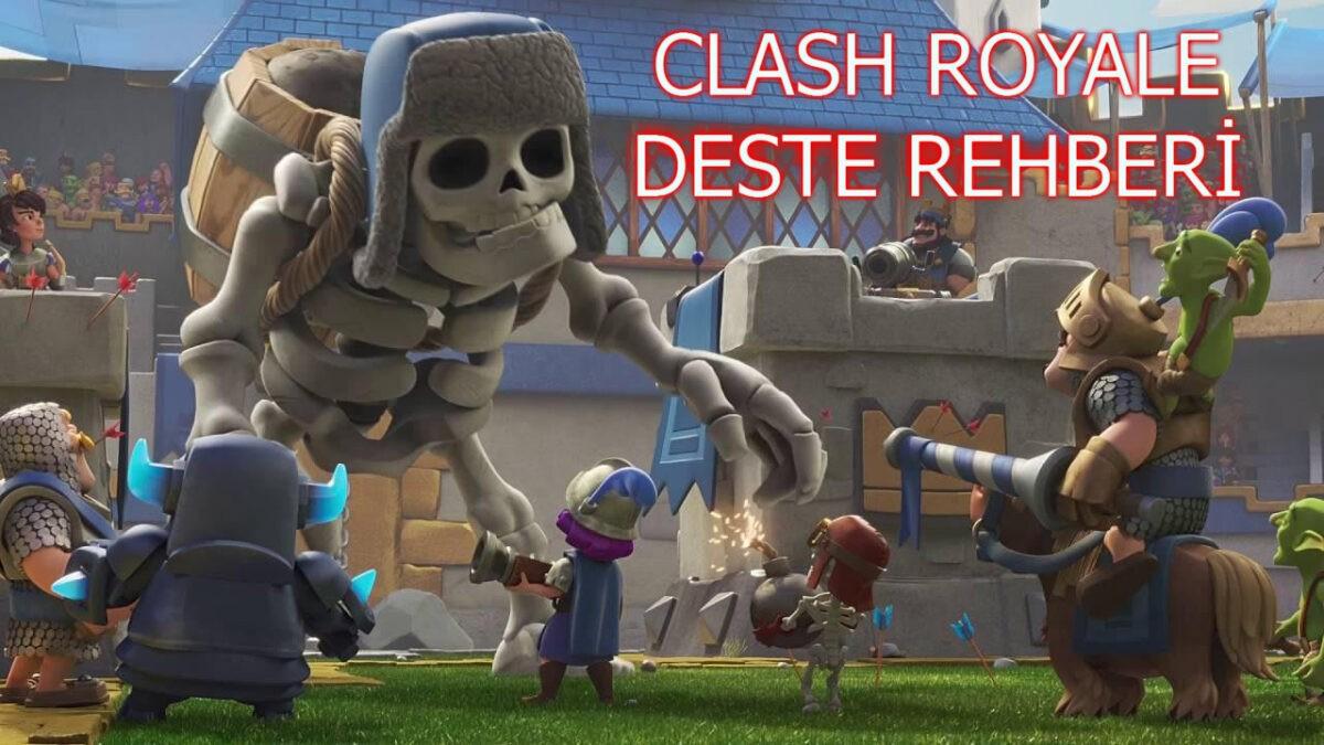 clash royale deste rehberi