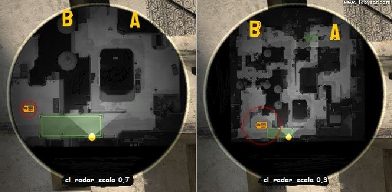 cs go radar ayarları nasıl ayarlanır