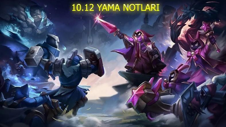 league of legends 10.12 yama