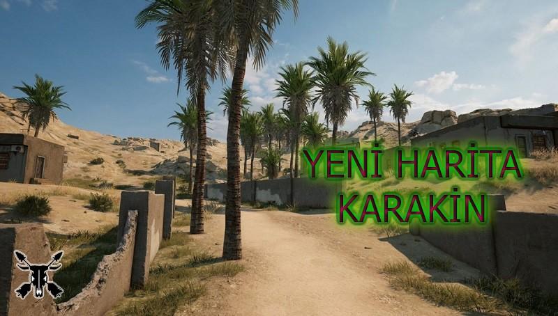 pubg yeni harita Karakin