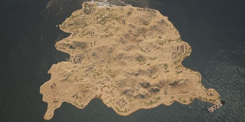 pubg yeni harita Karakin görseli