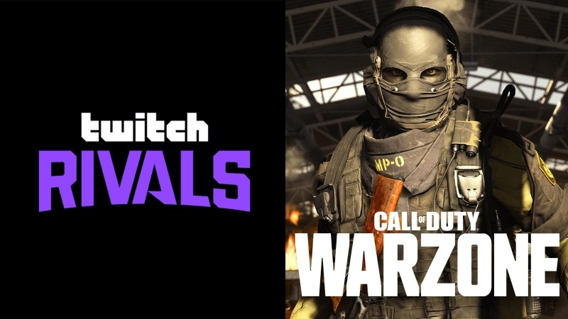 twitch rivals cod warzone team wtcn