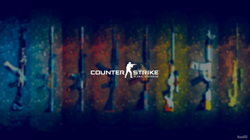 CS GO Duvar Kağıdı