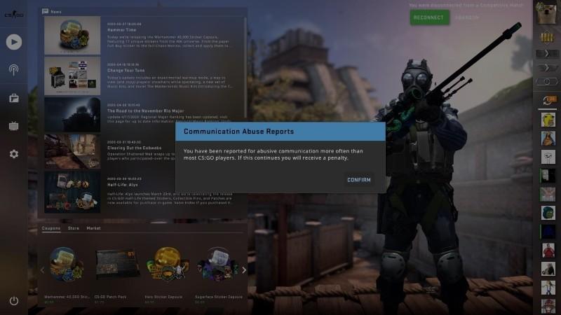 CS GO Report Bot Nedir