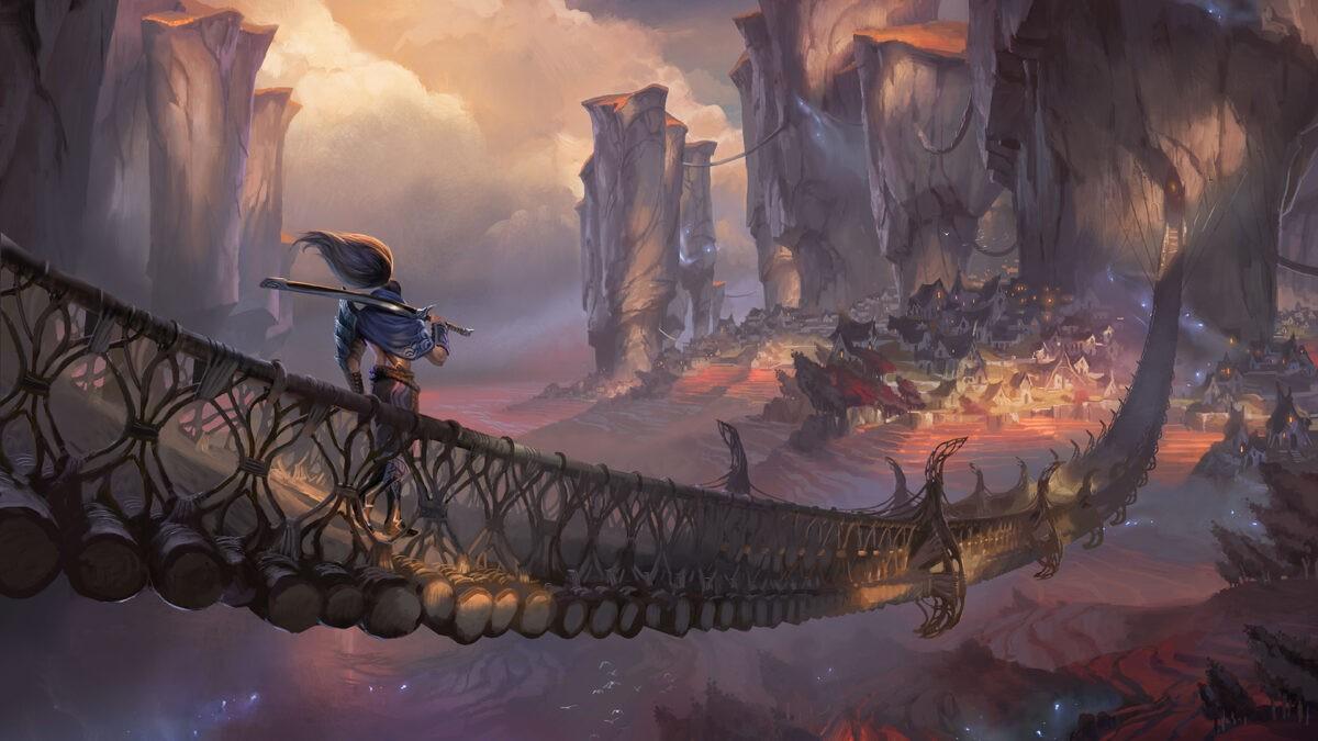 Legends of Runeterra (lor)