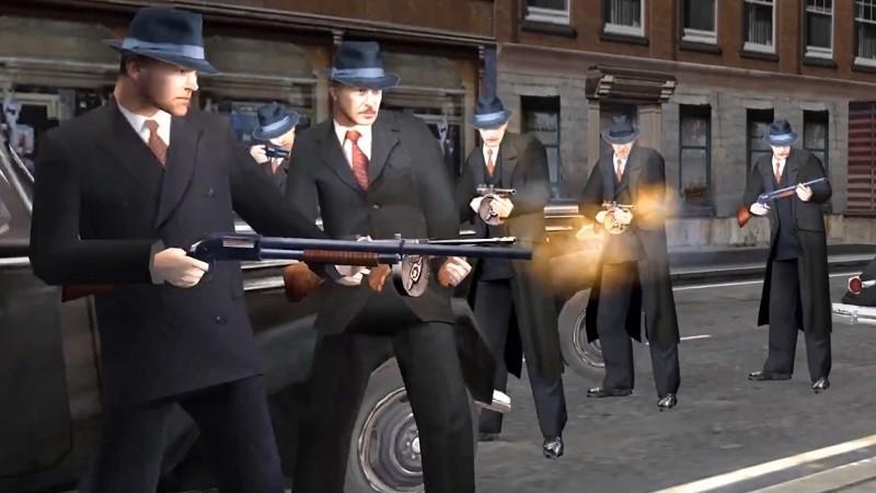 Mafia 1 Remake Oynanış