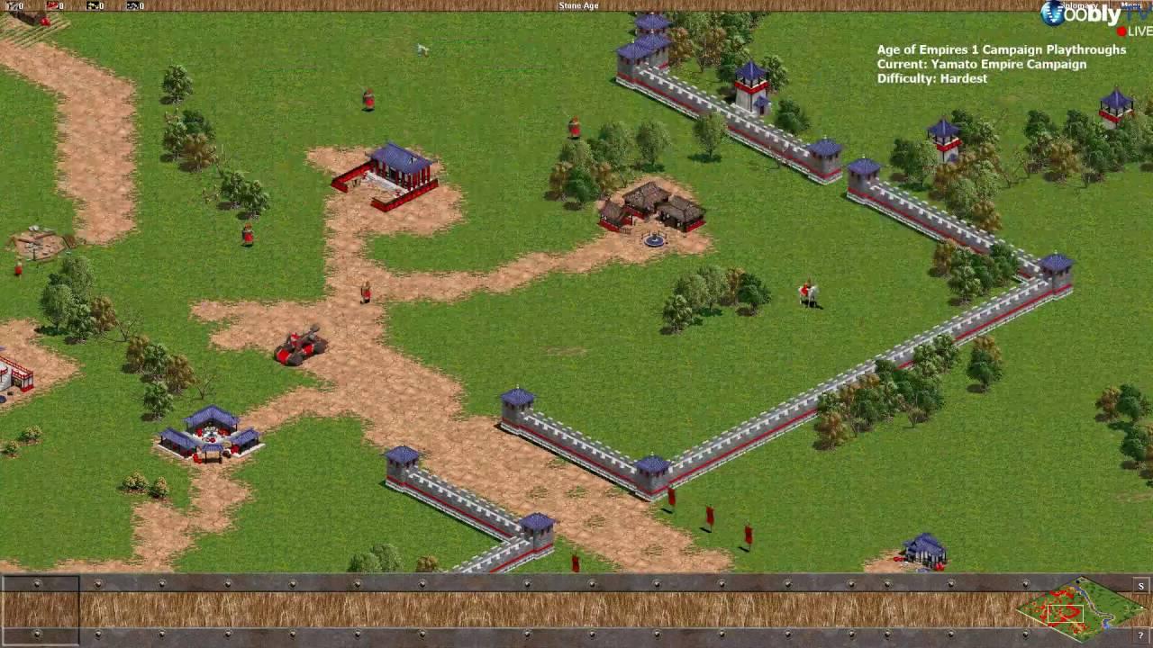 Age Of Empires Gameplay Oynanış Görseli