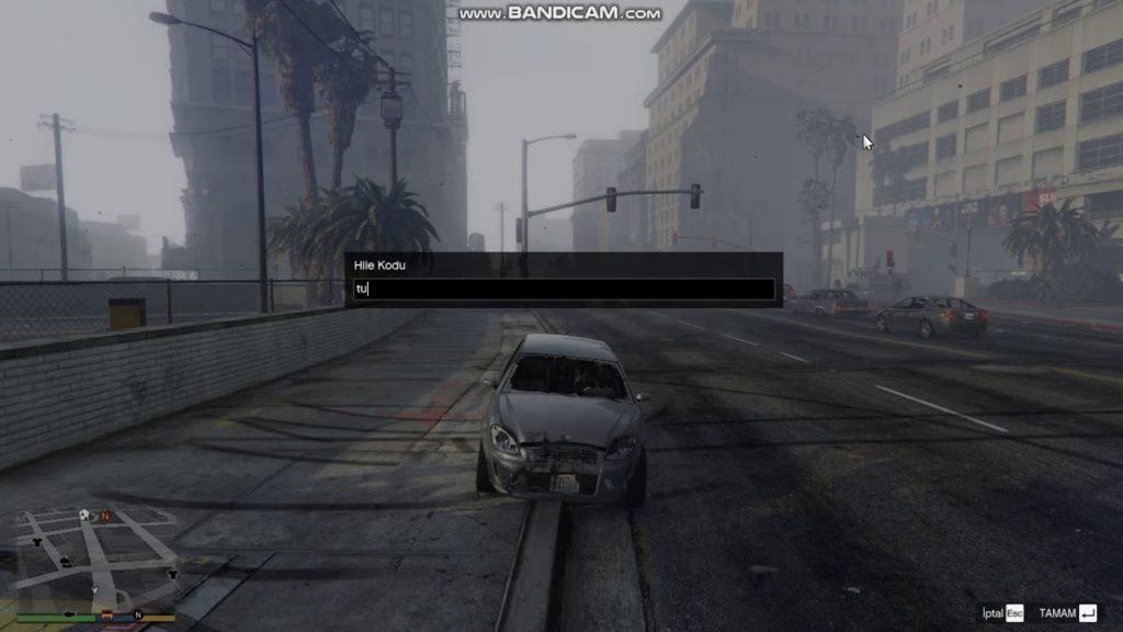 Gta 5 Araba Yenileme Hilesi