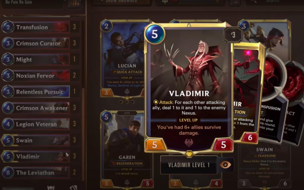 Legends of Runeterra Şampiyonları