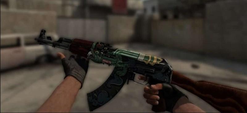 CS GO Silah Alma Kodları AK47