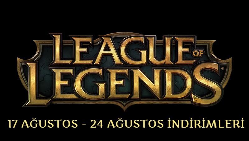 League of Legends Bu Haftaki İndirimler Neler