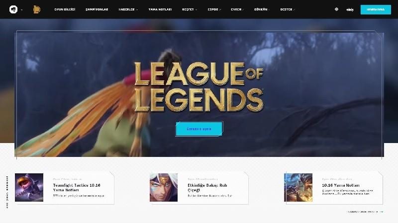 League of Legends Nasıl Bilet Atılır?