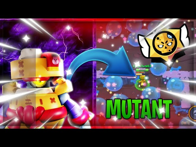 brawl stars mutant mod apk