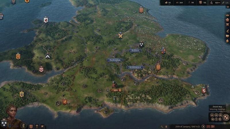 Crusader Kings 3 Sistem Gereksinimleri