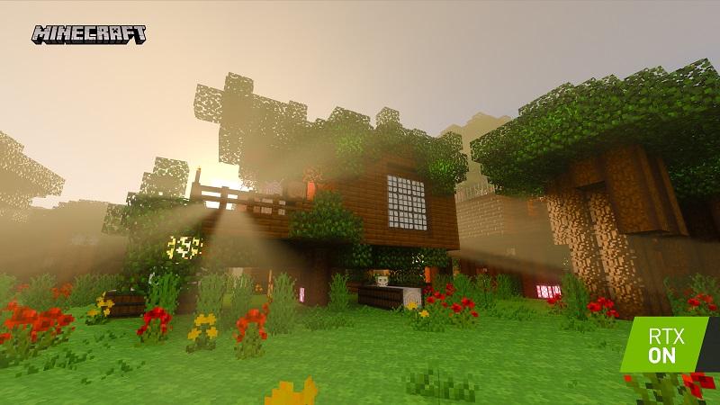 Minecraft Eyer Yapımı