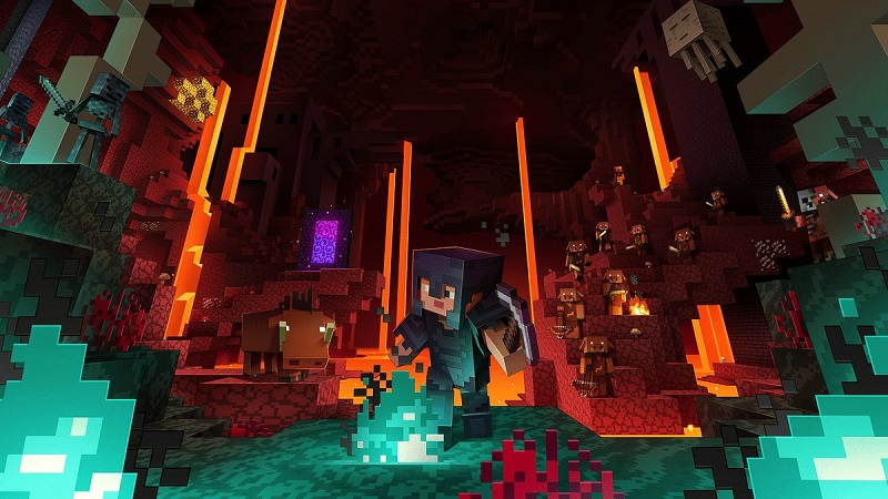 Minecraft Huni Yapımı