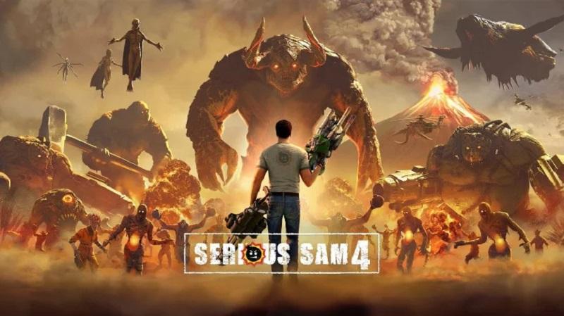 Serious Sam 4 Ne Zaman Çıkacak