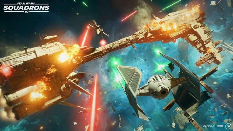 Star Wars Squadrons Sistem Gereksinimleri Açıklandı