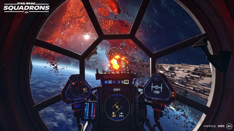 Star Wars Squadrons Sistem Gereksinimleri Nasıl