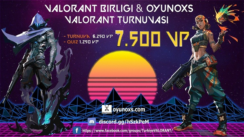 Valorant Birliği ve Oyunoxs