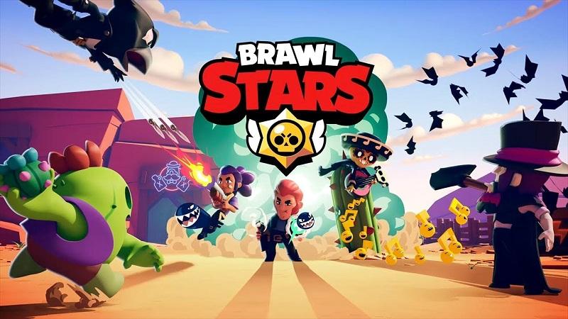 Brawl Stars Yeni Karakter