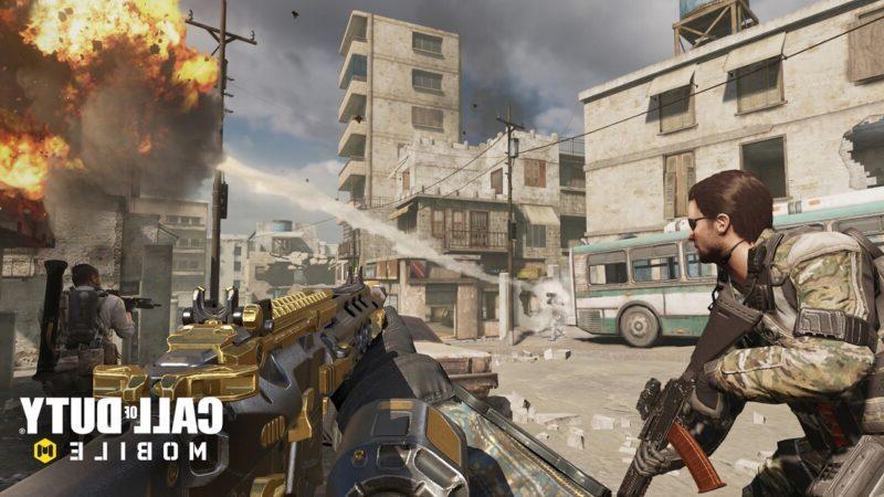 Call of Duty En iyi Silahlar