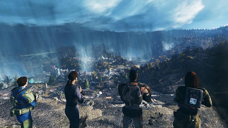 Fallout 76 Hakkında