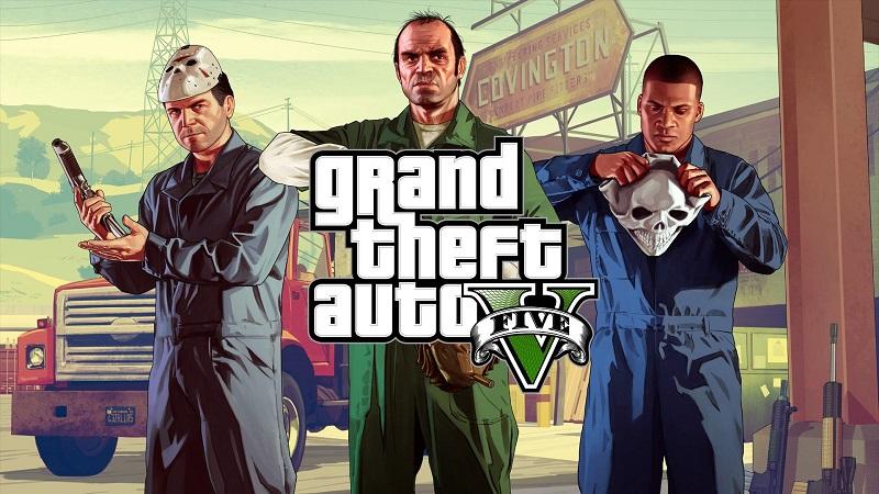 GTA 5 FPS gösterme