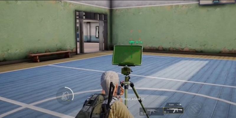 PUBG Taşınabilir Radar