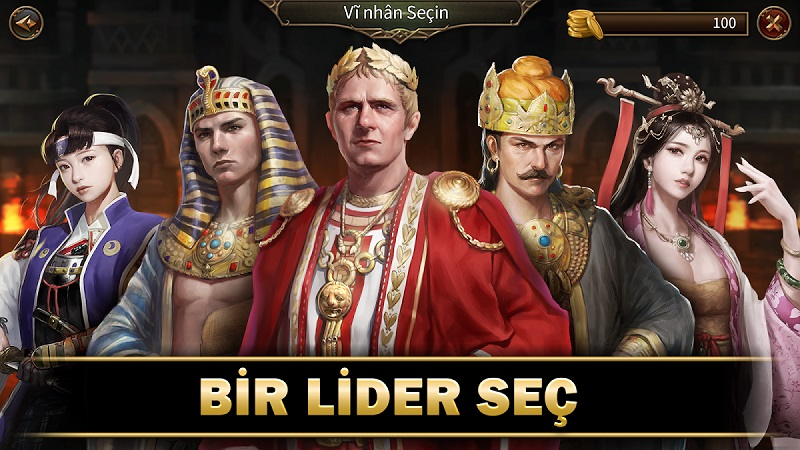 Reign of Empires Bluestack