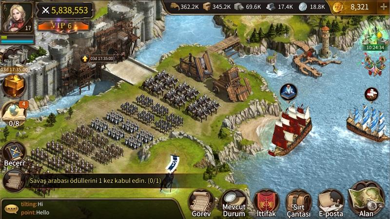 Reign of Empires Oyun İnceleme