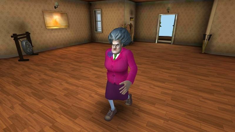 Scary Teacher Oyunu Nedir